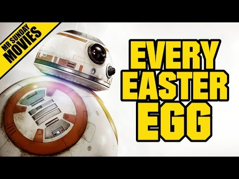 Watch STAR WARS: THE FORCE AWAKENS - Easter Eggs, Secret Cameos & References