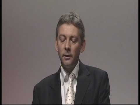 Richard Leonard's Speech at Scottish Labour Party Conference 2010