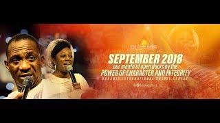 SEPTEMBER 2018 WORSHIP AND WONDERS NIGHT 28-09-2018
