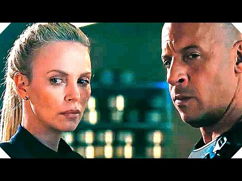 FAST AND FURIOUS 8 - TRAILER Tease (2017)