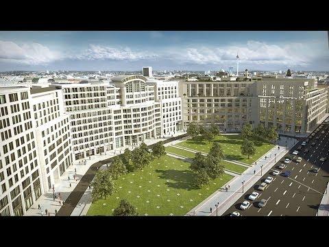 Leipziger Platz, Berlin – Real Estate Animation