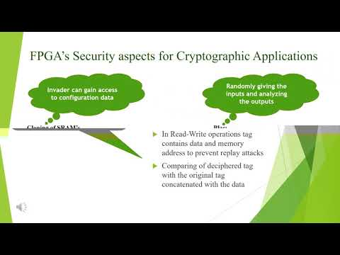 Hardware Security For Embedded Systems