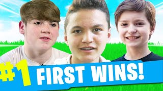 5 Youngest Fortnite YouTubers FIRST Wins! (H1ghSky1, Mongraal, and more)