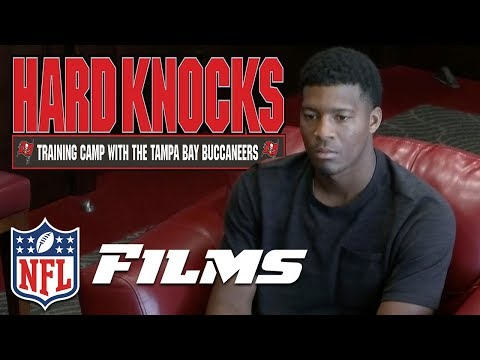 Jameis Winston Receives The Tough Truth From Dirk Koetter | 2017 Hard Knocks: Tampa Bay Buccaneers