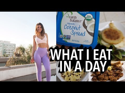 Full Day of Healthy Eating | Munchy Mondays