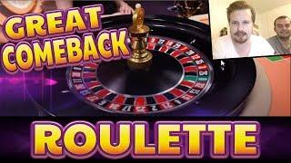 Live Roulette comeback!!