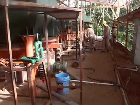 jig machines in Philippines mining plant-2