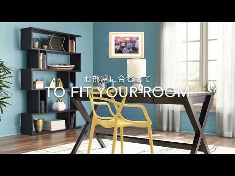 お部屋に合わせたデザイン絵画は如何でしょうか?
