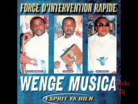 EmiloDj (Intégralité) Werrason & Wengé Musica - Force d'intervention rapide 1998 HQ