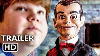 GOOSEBUMPS 2: HALLOWEEN ASSOMBRADO Trailer Brasileiro DUBLADO (2018) Aventura, Comédia