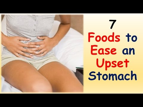 How to make your stomach not feel upset