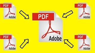 PDF Birleştirme