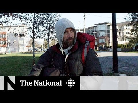 Homelessness A Growing Problem In Smaller B.C. Communities