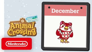 Animal Crossing: New Horizons - Exploring December - Nintendo Switch