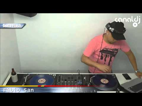 DJ Fábio San - Eurodance ( Canal DJ, 24.04.2015 )