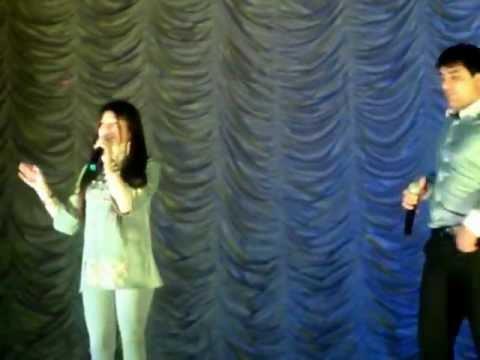 Мурат Тхагалегов и Анастасия Аврамиди -  Вянут розы в снегу.