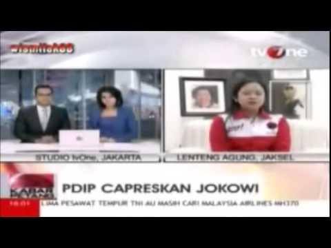 Megawati & Puan Menyatakan Jokowi Petugas Partai, Jokowi Mengakui