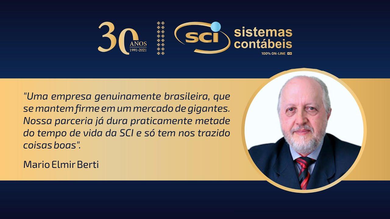 SCI 30 ANOS: genuinamente brasileiros