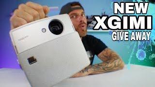 New Xgimi Projector Give Away | Xgimi CC Aurora