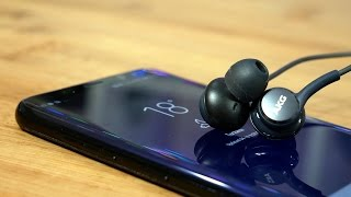 Video Galaxy S8 AKG Earbuds Review: Best phone accessory of 2017? download MP3, 3GP, MP4, WEBM, AVI, FLV Juli 2018