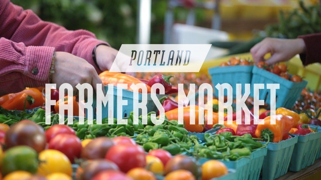 At Wednesday Farmers Market I Signed >> Portland Farmers Market Psu Farmers Market