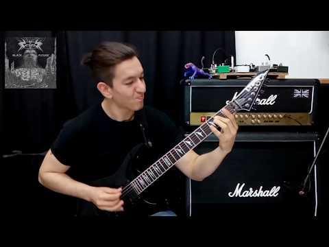Vektor - Accelerating Universe (Guitar Cover)