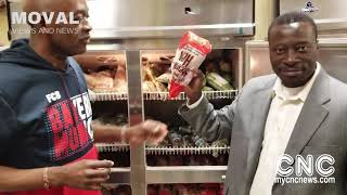 Yombo Visits the African-Caribbean and General Market in Perris California