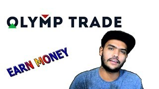How to earn from olymp trade   Swaggy d