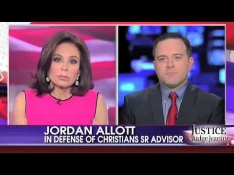 IDC Senior Advisor Jordan Allott appeared on Fox News' Justice with Jeanine Pirro