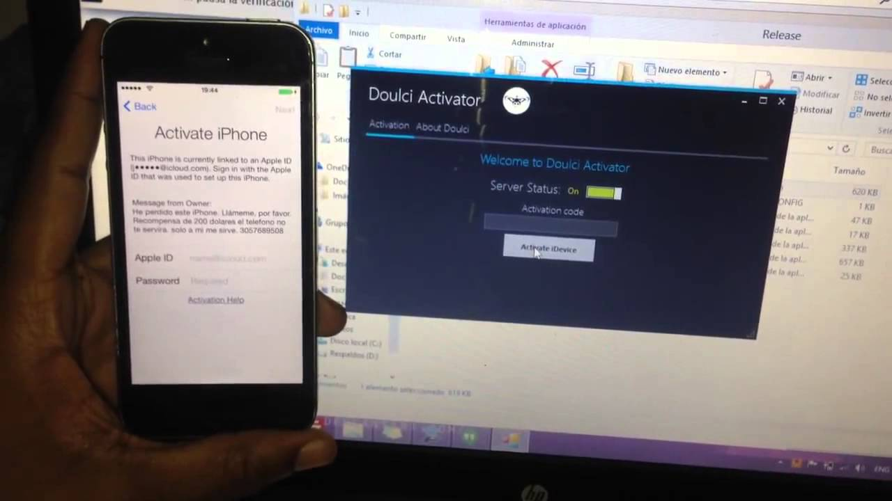 What is DoulCi Activator