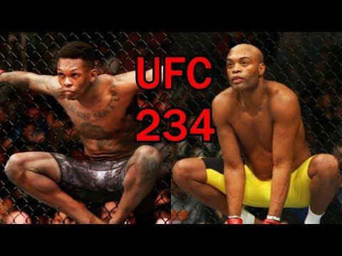 UFC 234 / АДЕСАНЬЯ Vs СИЛЬВА / Прогноз на бой