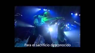 Pagan's mind - God's equation (Live subtitulos en español)