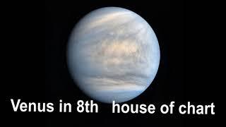 Venus in the 8th house| Gemini Brown