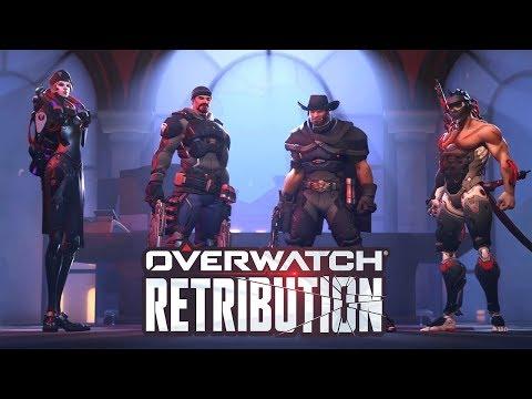 #33 СОВМЕСТНЫЙ РЕЖИМ: ВОЗМЕЗДИЕ - Играем в Overwatch