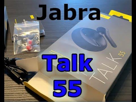 Jabra Talk 55 - Review - Is it worth buying it? (Bluetooth wireless headset)