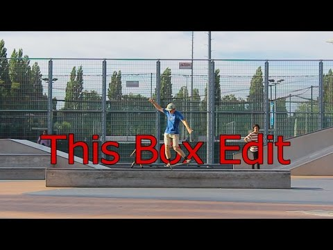 Box edit - HD Skateboarding