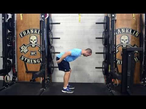 Improving the Hip Hinge with this Band Variation