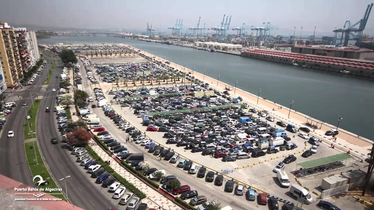 Ope puerto de algeciras 2013 i en llano amarillo youtube - Puerto de algeciras hoy ...