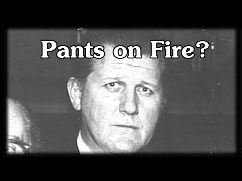 The Irishman  | What if Frank Sheeran was lying?