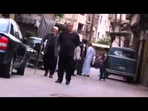 4 5 Damascus أوغاريت دمشق حي جوبر , اطلاق النار على المظاهرة  من الامن والشبيحة ج3