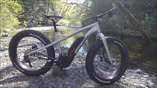 Raleigh Magnus IE Fat eBike Video Review and Ride Test