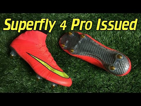 Custom Pro Issued Nike Mercurial Superfly 4 - Review + On Feet