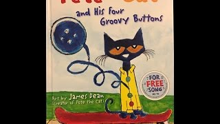 Pete the Cat and His Four Groovy Buttons Storybook Adventures Read Along | Planet Madison