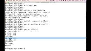 Системное администрирование Linux. Часть 10.(Видео группы https://vk.com/shkola_sysadm. Списки доступа (ACL), getfacl, создание пользоватлей, файл shadow, sudo, изменение параме..., 2015-05-19T12:44:41.000Z)