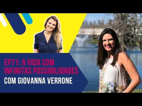 EP71: A vida com infinitas possibilidades, com Giovanna Verrone
