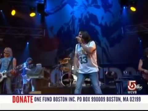 Boston: Foreplay/Long Time Live at the Boston STRONG Tribute Concert