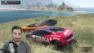 GTA 5 Online Sumo Savaşları W/Youtubers