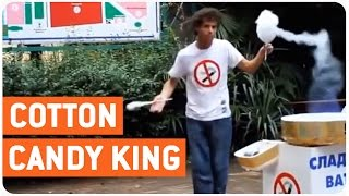 Cotton Candy Pro | Amazing Skills