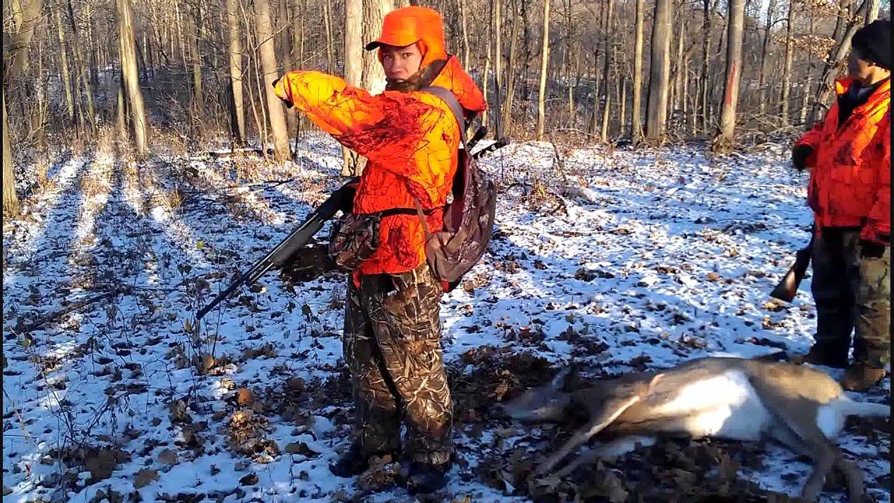 Lahu Minnesota Deer Hunting 2013 Youtube