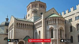 Dom – Aussenbereich – Trento – Audioguide – MyWoWo Travel App